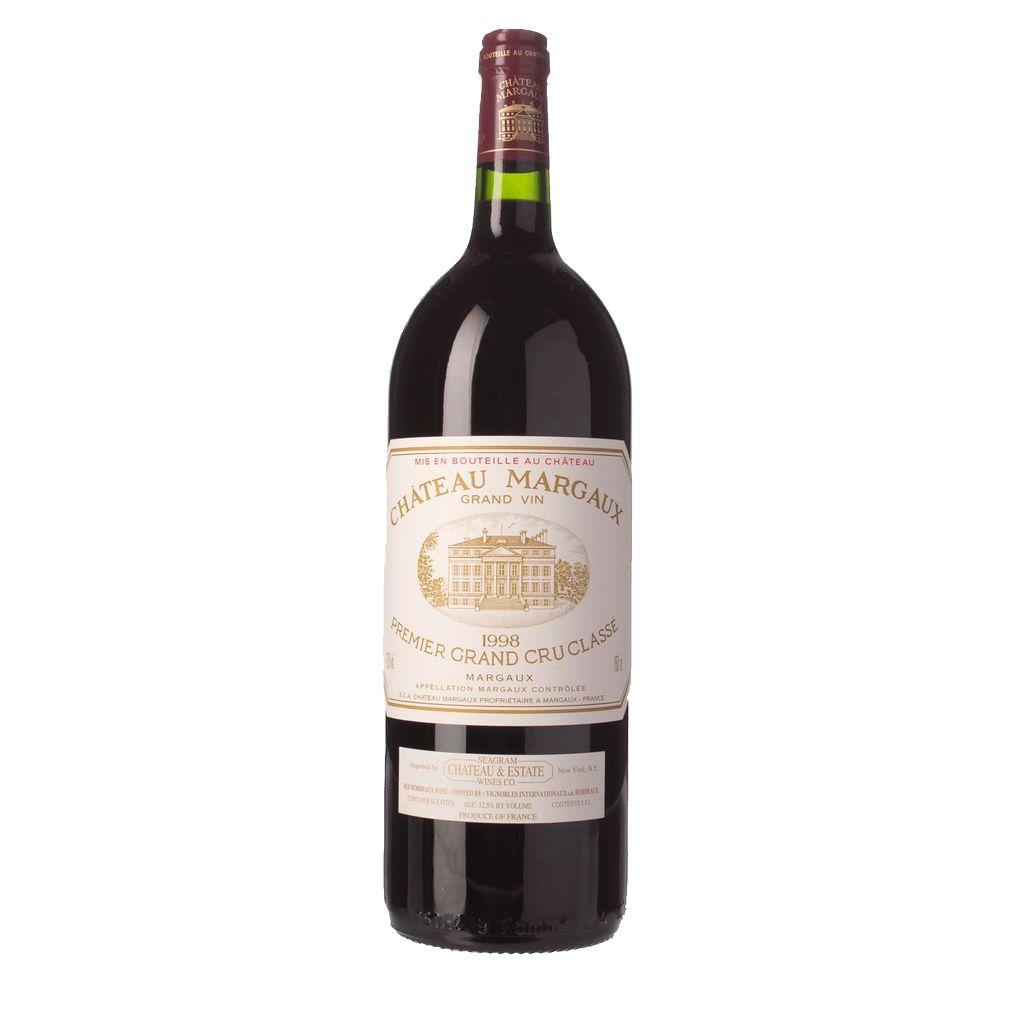 Wine Chateau Margaux 1998