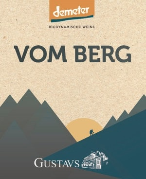 Wine Gustavshof 'Vom Berg' B Red 1L 2014