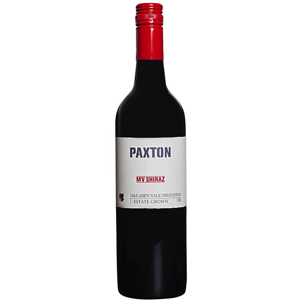 Wine Paxton Shiraz 'MV' 2015