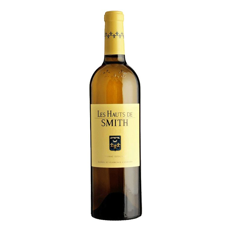 Wine Château Smith Haut Lafitte, Les Hauts de Smith Pessac-Léognan Blanc 2015