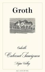 Wine Groth Cabernet Sauvignon Oakville 2014