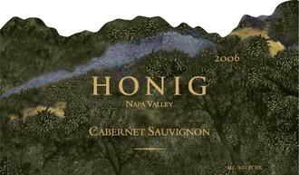 Wine Honig Cabernet Sauvignon Napa Valley Rutherford 2014