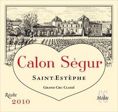 Wine Ch Calon Segur 2008 1.5L