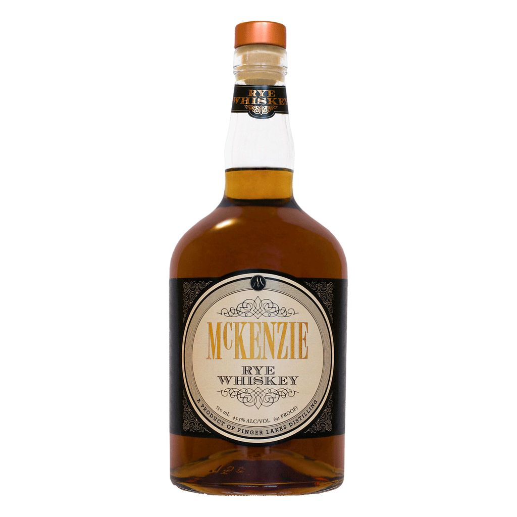 Spirits McKenzie Straight Rye Whiskey