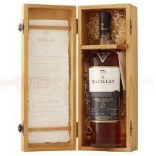 Spirits Macallan Fine Oak 21 Year Speyside Highland Single Malt Scotch