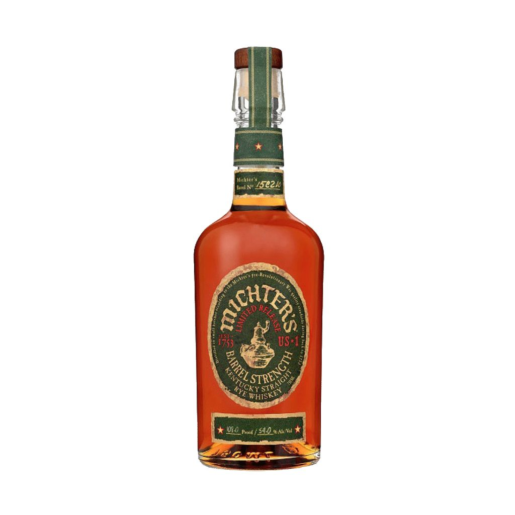 Spirits Michter's Rye Barrel Strength 'Toasted Barrel' 103°