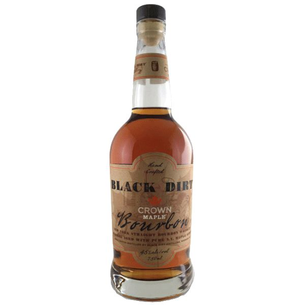 Spirits Black Dirt Crown Maple Bourbon