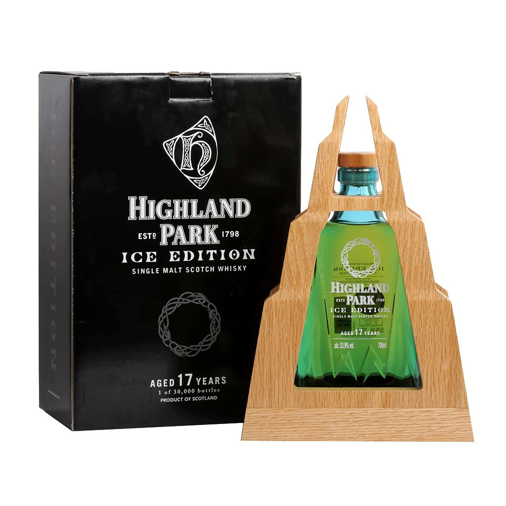 Spirits Highland Park Scotch Single Malt 17 Year Ice Edition
