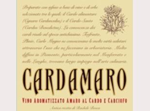 Wine Cardamaro Vino Amaro