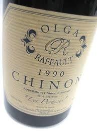 Wine Raffault 'Les Picasses' Chinon 1978