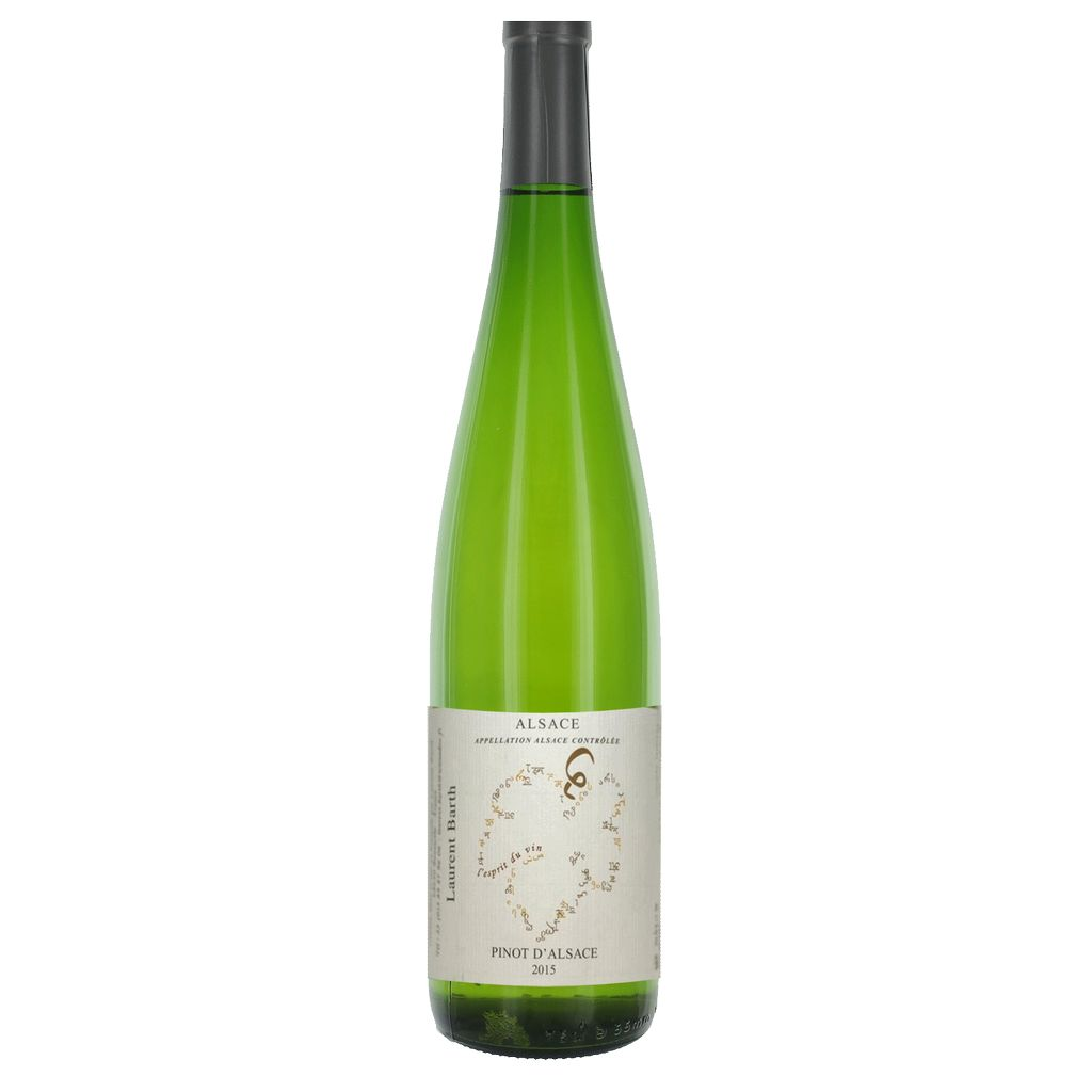 Wine Laurent Barth Pinot d'Alsace 2015