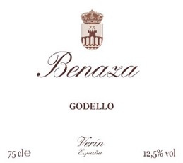 Wine Benaza Godello 2016