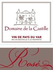 Wine Domaine de la Castille Rose Provence 2016