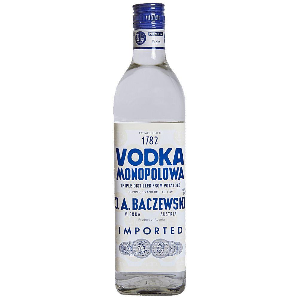 Spirits Monopolowa Vodka