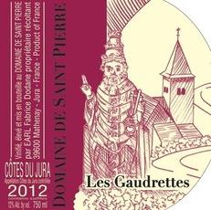 Wine Domaine de Saint Pierre Arbois Rouge 'Les Gauderettes' 2016 1.5L