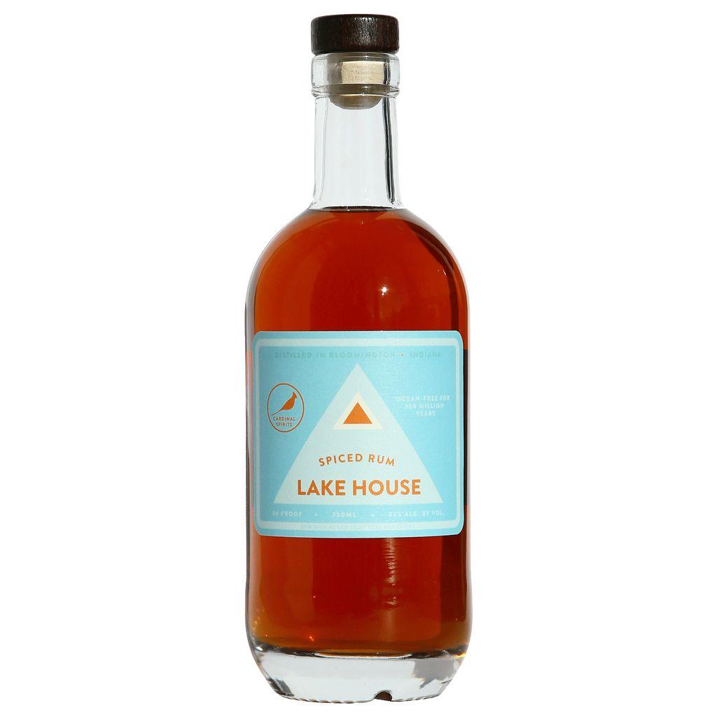 Spirits Cardinal Spirits Lake House Spiced Rum