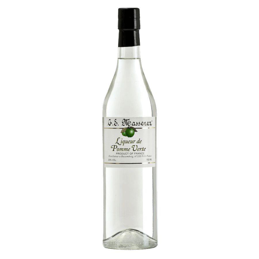 Spirits Massenez Pomme Verte Apple Liqueur