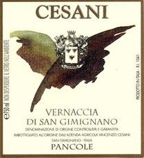 Wine Cesani Vernaccia di San Gimagnano 2016