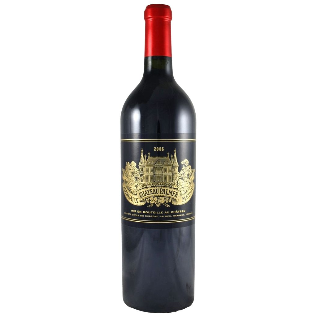Wine Ch. Palmer 2007
