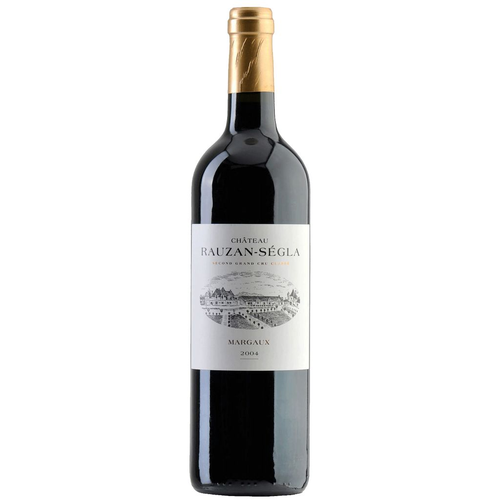 Wine Ch. Rauzan Segla 2004