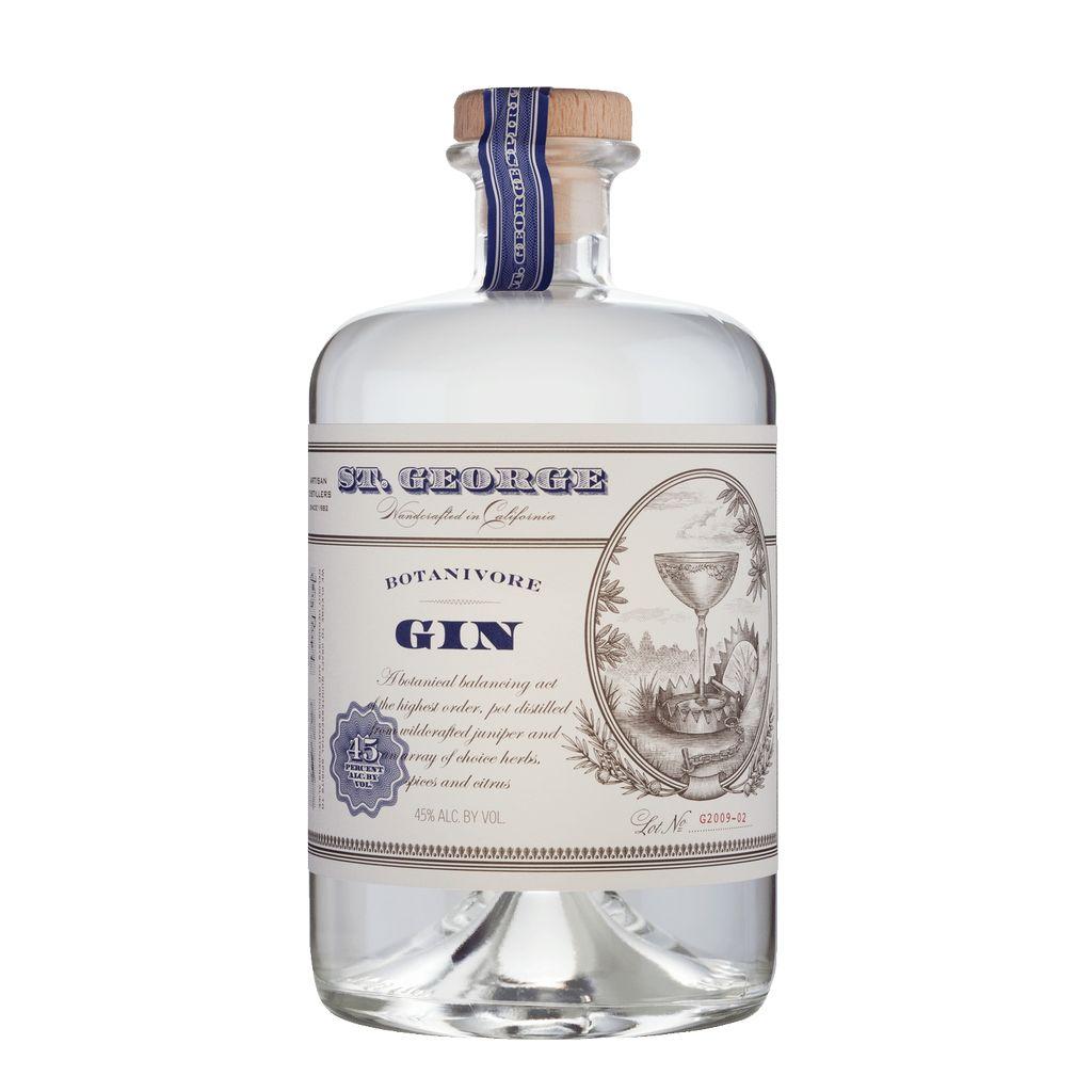 Spirits St George Gin Botanivore