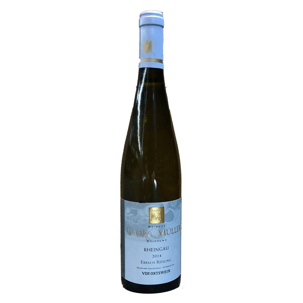 Wine Georg Muller Riesling 'Orstwein' 2014