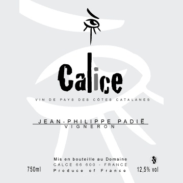 Wine Jean Philippe Padie 'Calice' 2016