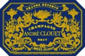 Sparkling Andre Clouet Grand Reserve Champagne NV