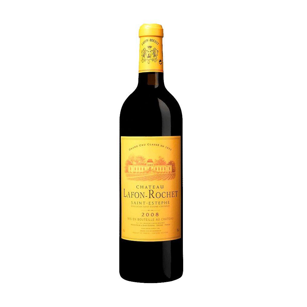 Wine Ch. Lafon Rochet 2006 3L