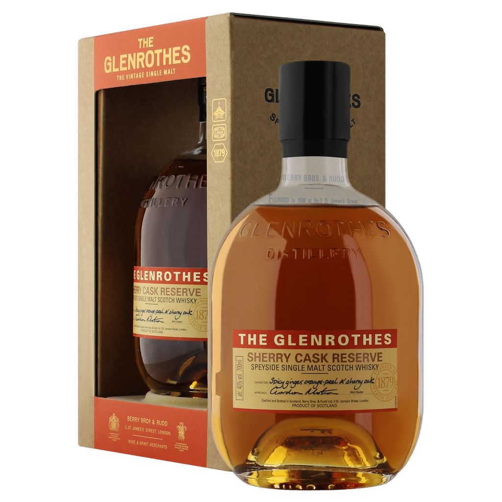 Spirits Glenrothes Single Malt Scotch Sherry Cask Reserve