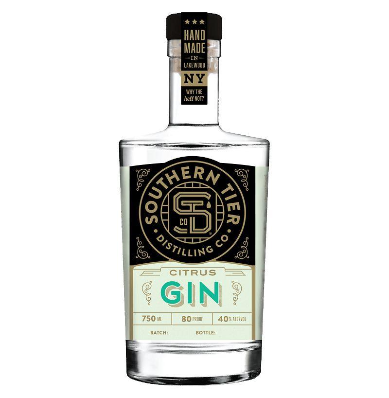 Spirits Southern Tier Distilling Company Citrus Gin