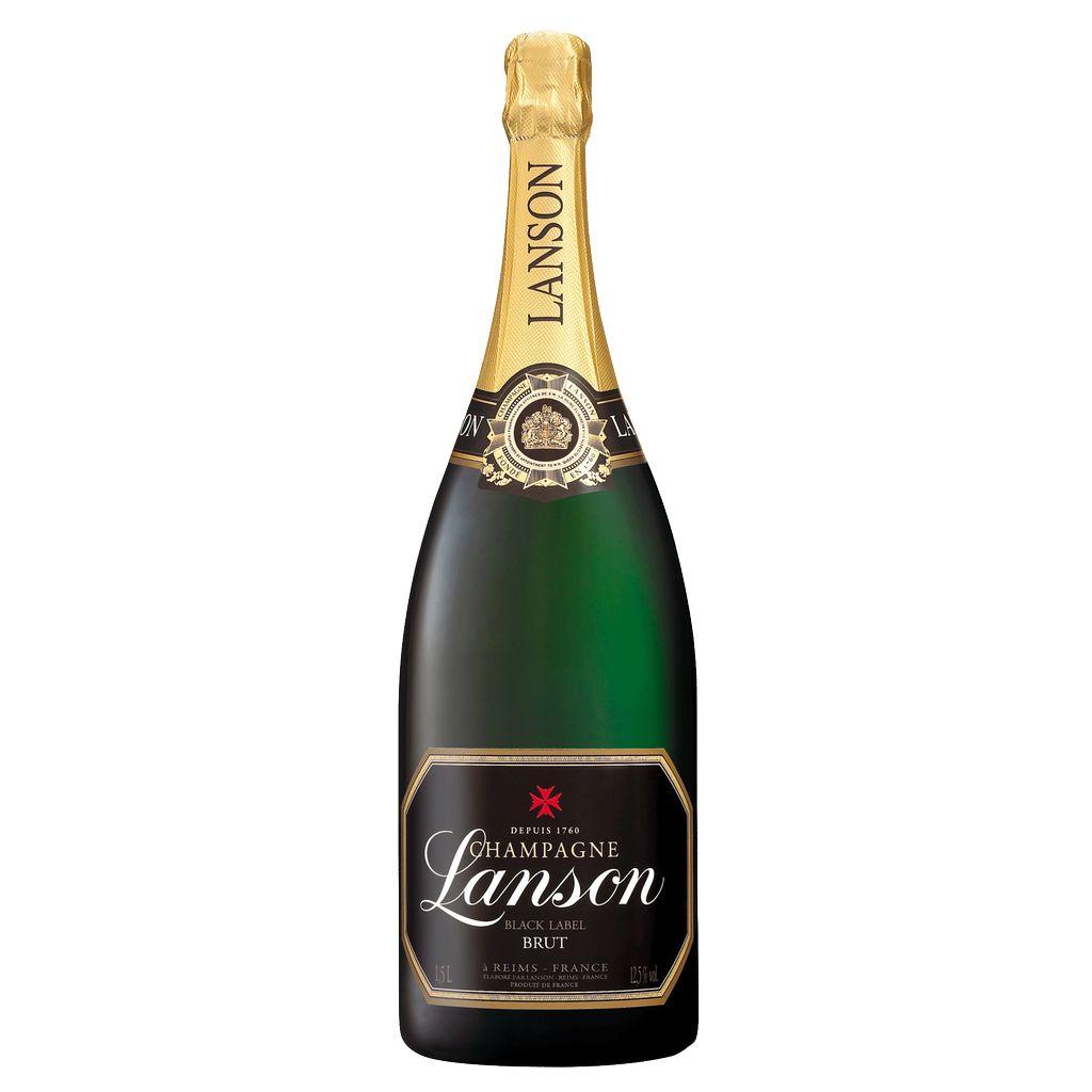Sparkling Champagne Lanson Black Label Brut 1.5L