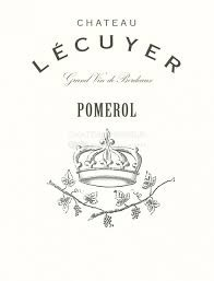 Wine Chateau L'Ecuyer Pomerol 2015