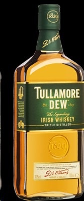 Spirits Tullamore Dew Irish Whiskey 375ml