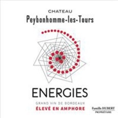 Wine Chateau Peybonhomme-Les Tours, 'Energies' 2015