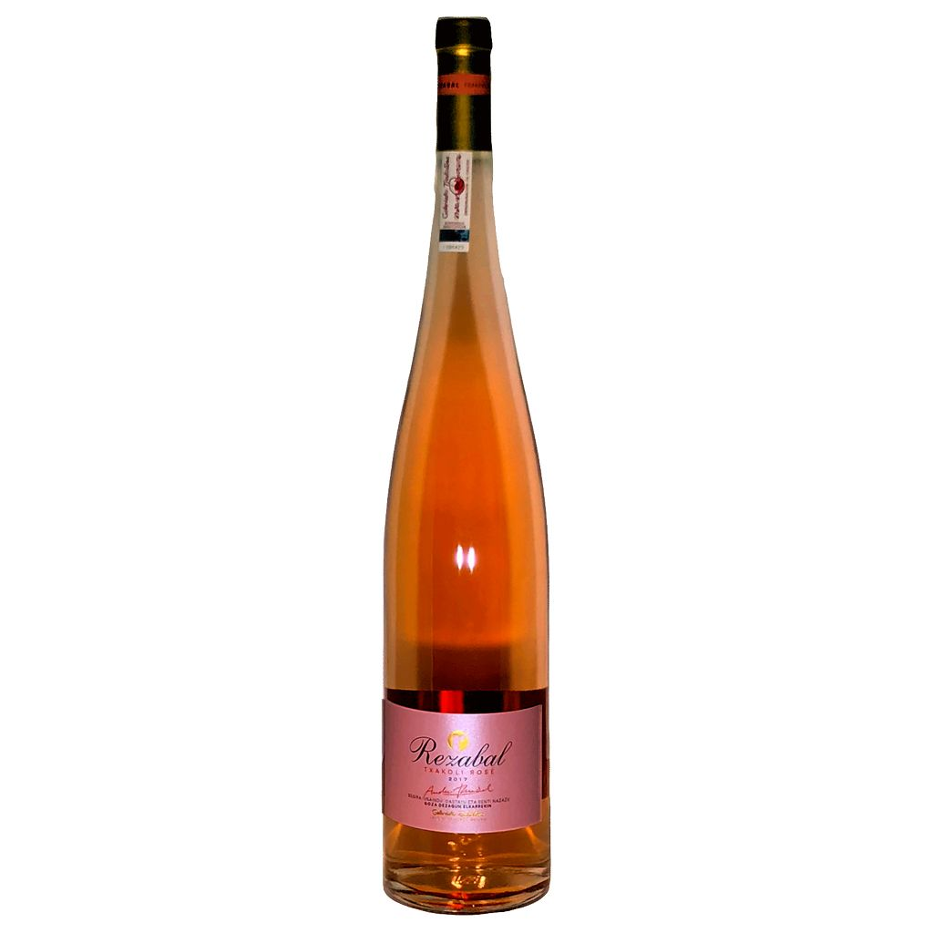 Wine Bodegaz Rezabal Txakoli Rosado MAGNUM 1.5L 2017