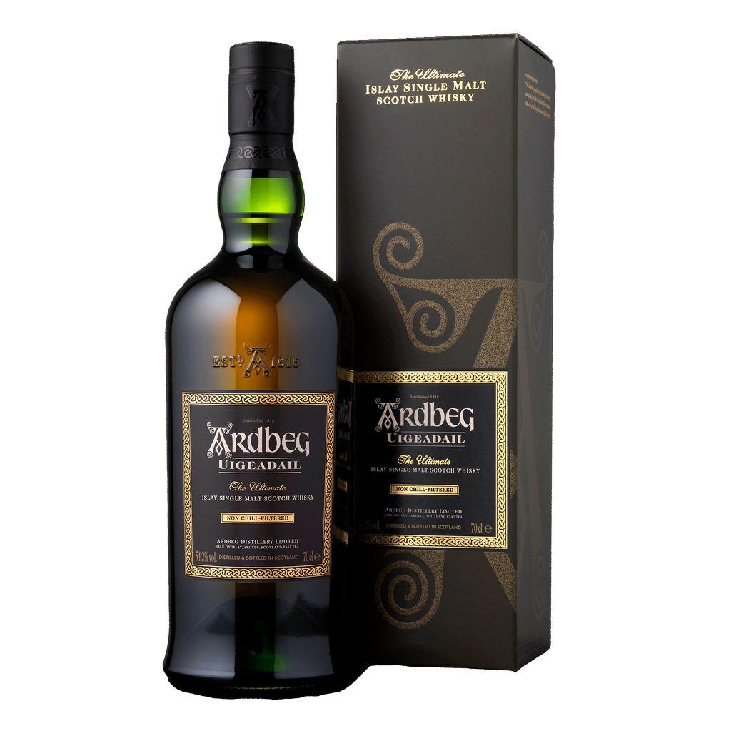 Spirits Ardbeg Scotch Single Malt Uigeadail