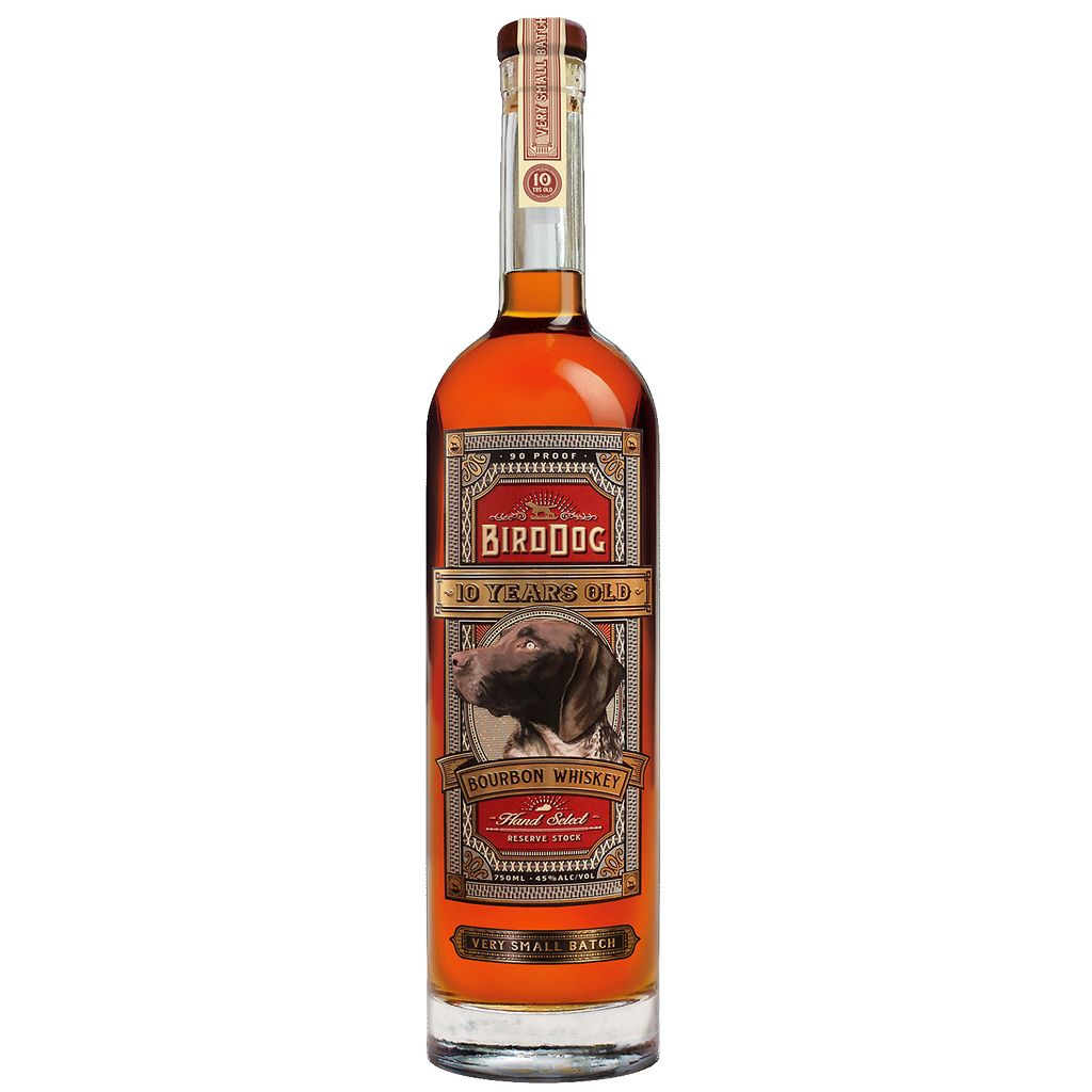 Spirits Bird Dog Bourbon Very Small Batch 10 Year