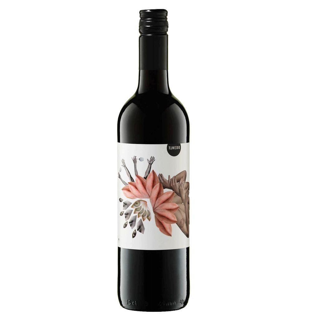 Wine Bodegas Tinedo Tempranillo Ja! 2016