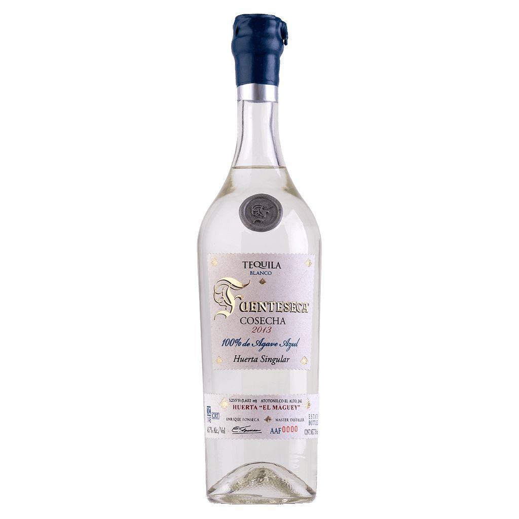 Spirits Fuenteseca Cosecha Tequila Blanco 2013