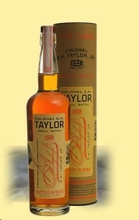 Spirits EH Taylor Smalll Batch Bourbon Bottled in Bond 100 Proof