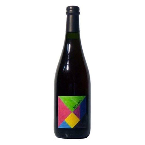 Wine Mariotti 'Sete Mez' Rose Pet Nat
