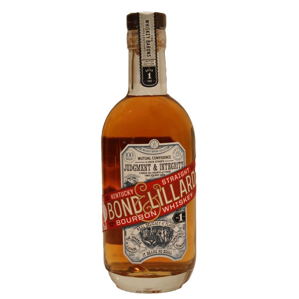 Wine Bond & Lillard Bourbon 375ml