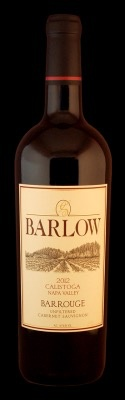 Wine Barlow Vineyards Napa Valley Barrouge 2010