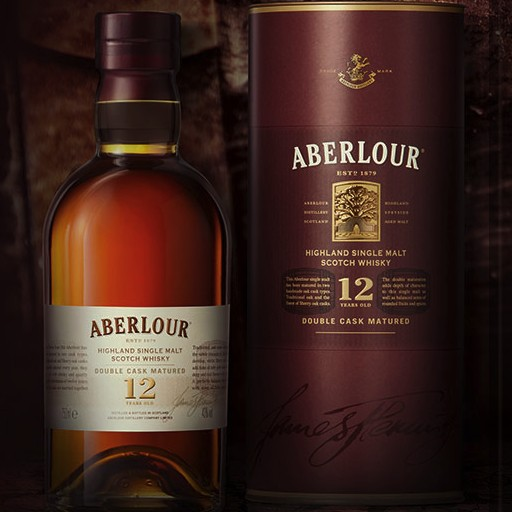 Spirits Aberlour Highland Single Malt Scotch 12 Year Double Cask Matured