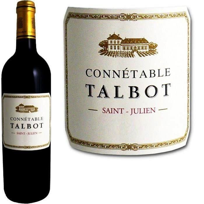 Wine Connetable de Talbot 2011