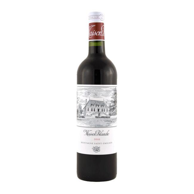 Wine Ch. Maison Blanche Montagne-St-Emilion 2014