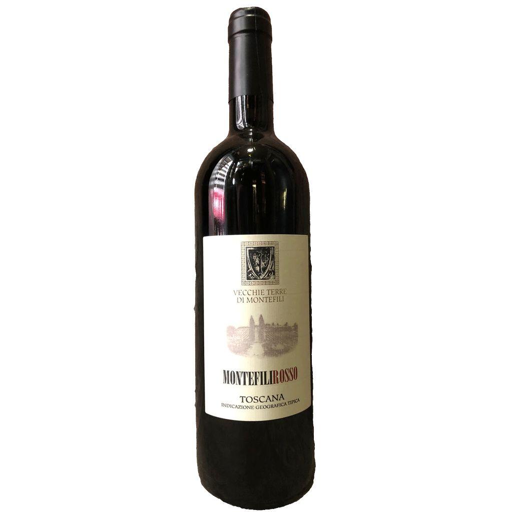Wine Vecchie Terre di Montefili Montefilirosso 2012