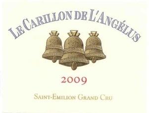 Wine Chateau Angelus Le Carillon de L'Angelus 2014