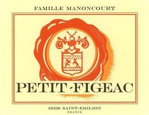 Wine Ch. Petit-Figeac, Saint-Émilion 2012